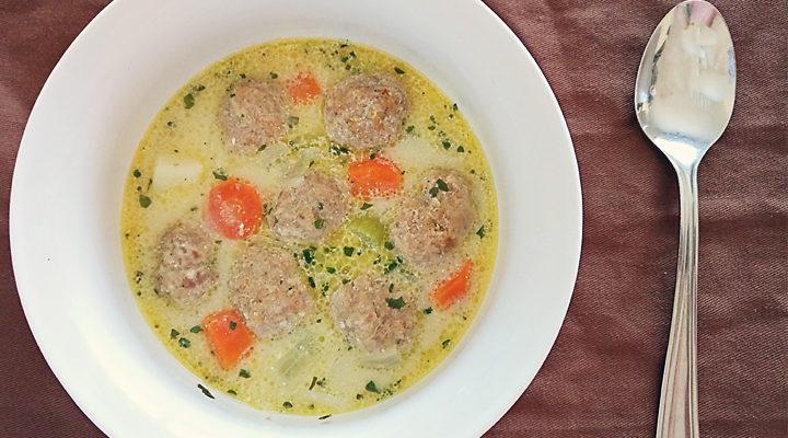 Supa Topcheta | супа топчета